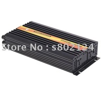 Free shipping 2000w dc12v to ac 110v pure sine wave  power inverter with  jp plug