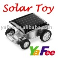 Free Shipping New Solar Children Toys Gift Super Mini Toys Solar Energy Intelligent Car Kids Toys 3C-179