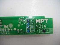 M660JEINT-A MPT N214 6-76M6E6R-011 Terra Mobile 4400 M66SU M660JEINT-A o22 inverter ONE PIECE
