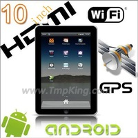 "25% Off - Super Deals - 10.2"" Infortm X220 Android 2.1 Tablet PC with GPS and Camera"