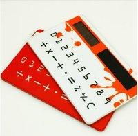 Wholesales Genuine DOULEX Solar Calculator  10pcs/lot + Free Shipping