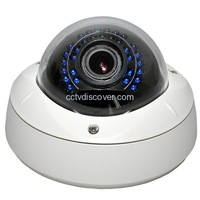 "550tvl 3.6-8mm lens Sony 1/3"" 5pcs package  dome camera free shipping"