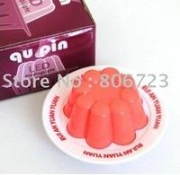 Free shipping! wholesale Jelly light ,Decoration Led night light ,10pcs/lot