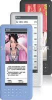 Free shipping&Digital Pocket Edition 4G 7 Inch Ebook Reader black