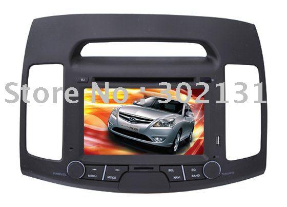 Mais barato e avançar Car DVD GPS para Hyundai Elantra(China (Mainland))