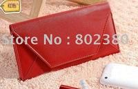 Hot Sale High Fashion PU Wallet/Purse,PU Leather Wallet/Purse,Lady's Fashion Wallet 12colors