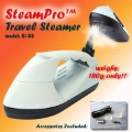 SteamPro - Automatic Dual Voltage Travel Steamer, FREE SHIPPING