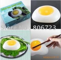 Free shipping!Fashion Delicious Poached eggs LED lamp night light 20pcs/lot