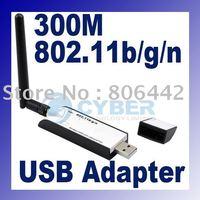 300M 802.11b/g/n Wireless LAN WiFi Adapter