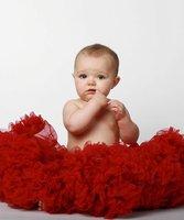 NORMAL FLUFFY tutu pettiskirts Girls skirts pettiskirt tutus Baby Skirt rose+pink dress 20 pcs S03
