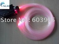 длина 2700 м, 0,75 мм диаметр пластикового оптоволокна для дома света