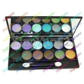 New C.R.E.A.M 12 Color Eyeshadow Palette,6 differ colors 20g(36 pcs/lots)