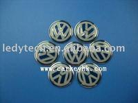 VW logo car key emblem with moq 200 pcs wholesale and retail