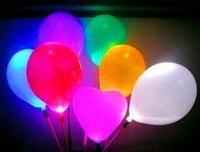 120pcs/lot flashing balloon/ LED balloon/lighting balloon