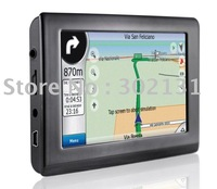 "4.3""Freeshiping and portable  car GPS"