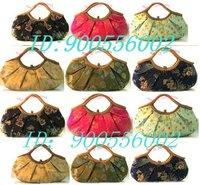 Wholesale lots 10 pcs Chinese Silk Bags Handbags Purses