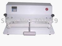 Hard cover groove pressing machine
