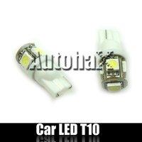 T10 LED Bulb 5 5050SMD DHL Free Shipping!