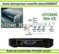 thin client computer UTC92W for Win ce 6/RDP protocal/windows 7/vista
