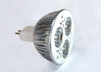 MR16 3*2W,DC12V input
