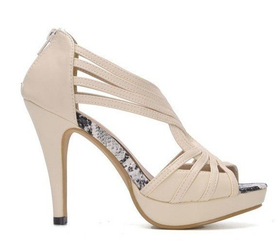 Free Shipping New Arrival Women's sandals Shoes Sexy Pierced high heels Women's fashion High Heel Sandals(China (Mainland))
