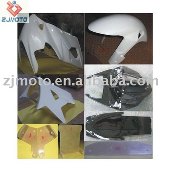 FRP Motorcycle Bodywork Fairing For SUZUKI GSXR1000 2005-2006 FRP Racing Fairing Body Kits Cover (HRH)