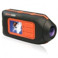 1080P HD Helmet Sports Action Camera DVR Waterproof with LCD