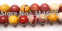 Hot Sale Mookite Jasper Loose Bead Fashion Jewelry Round 10mm