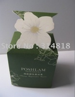 OEM  customer logo cosmetic packing box design and printing