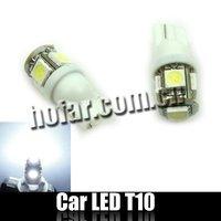 Car LED Side Light Bulb Lamp T10 W5W 501 194 5 SMD