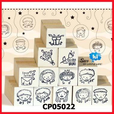 Gift Girl Gift on Wholesale Boy And Girl Gift Stamp Craft Diy Gift Set Say Hi 12pcs Set