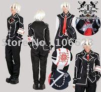 Wholesale Freeshipping Hot Selling low price Cheap Cosplay Costume C1201 Vampire Knight Zero Uniform