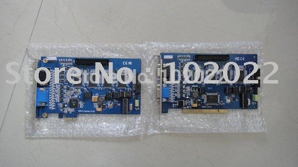32 cams GV800 (v8.4) PCI-E V4+GV800 (v8.4) PCI V4 CCTV DVR Boards(China (Mainland))