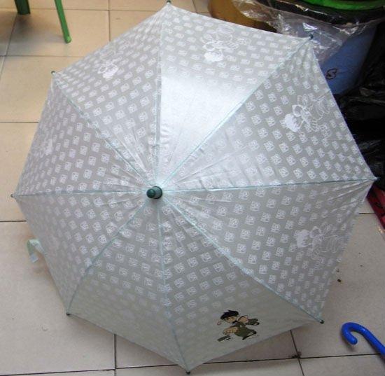 wholesale +free shipping umbrella cartoon umbrella kids umbrella mix order 050411(China (Mainland))