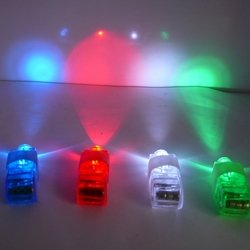 Party LED finger lights-glow toys-children's toys-novelty toys-48%discount EMS-10pcs/lot