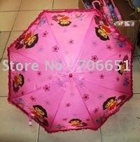 wholesale +free shipping umbrella cartoon umbrella kids umbrella mix order 050416(China (Mainland))