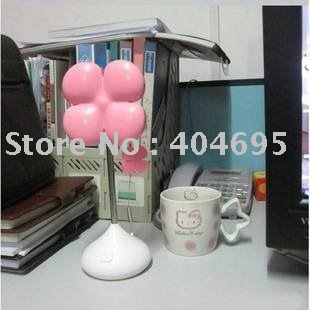 Free shipping 30pcs USB small table lamp / LED lamp USB lamp / Fashion 16LEDS reading light(China (Mainland))