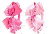 Girls' Hair Accessories Baby hair bows Baby grosgrain ribbon bows infant Headbands A009