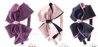 Girls' Hair Accessories Baby hair bows Baby grosgrain ribbon bows infant Headbands A021