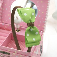 Girls' Hair Accessories Baby hair bows Baby grosgrain ribbon bows infant Headbands A022