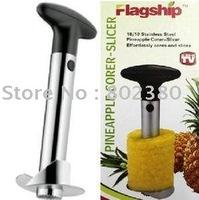 Hot sale TV Shopping - new Easy stainless fruit Pineapple Corer Slicer Peeler Parer Cutter Excellent Kitchenwear