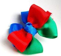 Girls' Hair Accessories Baby hair bows hairs clip infant grosgrain ribbon bows A003