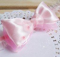 Girls' Hair Accessories Baby hair bows hairs clip infant grosgrain ribbon bows A006