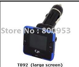 MP3/4T893 100pcs/lot-Mini Auto mp 100pcs/lot Car MP3/4 Player with flash memory car mp3/4 Auto mp3 mp4