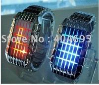 Free shipping 10pcs zinc alloy led watch fashion led watch G1027