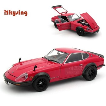 1:18 N FAIRLADY item casting car model Free Shipping