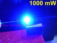 1000mW Waterproof faser flashlight for diving,focusable laser torch,blue laser pointer,FREEshipping