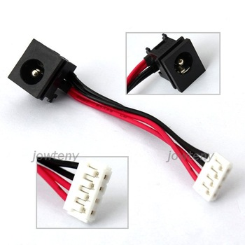 Free shipping !! DC Power Jack Harness For TOSHIBA SATELLITE A85 A80
