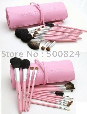 Wholesale - Brand NEW 15 Pieces COSMETIC MAKEUP BRUSH SET KIT PROFESSIONAL m1(China (Mainland))