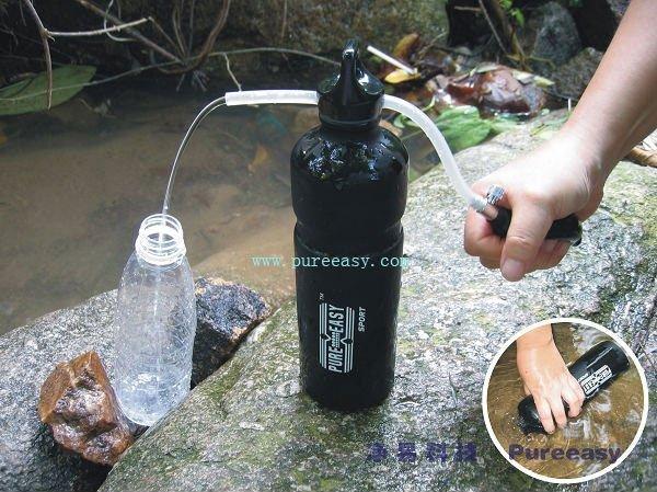 Как воду из реки сделать питьевой
